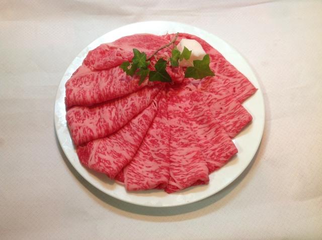 熊本産黒毛和牛「和王」すき焼き・しゃぶしゃぶ用 イメージ3